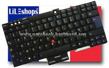 Clavier Français Original Lenovo IBM ThinkPad R400 R500 T400 T500 W500 Série