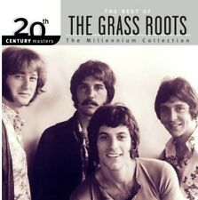 Millennium Collection-20th Century Masters - Grass Roots (2010, CD NEUF)