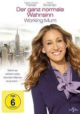 DER GANZ NORMALE WAHNSINN: WORKING MUM (Sarah Jessica Parker) NEU+OVP