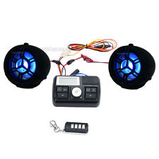 MP3 Stereo Audio Speaker Bluetooth For Suzuki V-Strom SV650 SV1000 TL1000 R S