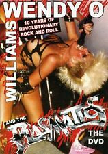 Wendy O. Williams and The Plasmatics: The DVD - Ten Years of Re (2006, DVD NEUF)