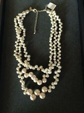 Lia Sophia Rosedust Necklace