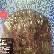 CREEDENCE CLEARWATER REVIVAL 'SELF TITLED' VINYL LP NEW 180g + DOWNLOAD CODE
