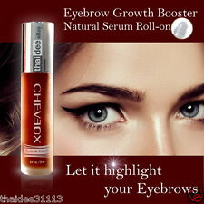 Eyebrow Natural Growth Stimulator Serum Grow Eyebrows Longer Thicker Fuller FAST