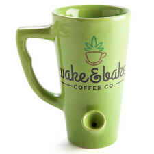Unique Gifts Smoking Water Pipe Liquid Tea Wake and Bake Coffee Mug Tobacco