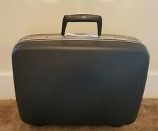 Vintage Samsonite Silhouette Hard-shell Suitcase Luggage Overnight Bag 23 in