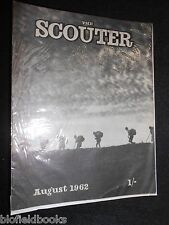 Vintage Boy Scout Association Magazine - The Scouter - August 1963, Baden Powell