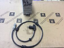 PEUGEOT 306 REAR WITH DRUM  ABS LEAD GENUINE PART 454550