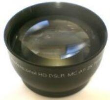 Tele Lens for Panasonic AGDVC7 AGDVC15 AGDVC20 PV-DV73