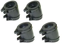 Honda CB750K K1 K2 K3 K4 K5 Carb Intake Set 4 Intake 8 Clamps  21-CB750KINBT-1