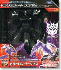 Used Takara Tomy Transformers Prime AM-15 Megatron Darkness Painted