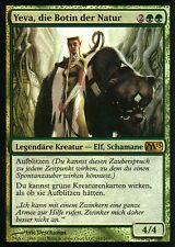 Yeva, die Botin der Natur FOIL / - Nature's Herald | NM | M13 | GER | Magic MTG
