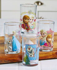 The Lakeside Collection Disney Frozen Juice Glasses