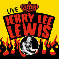 CD Jerry Lee Lewis Live