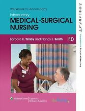 Introductory Medical-Surgical Nursing 10th Edition by Timby, Barbara K., Smith,