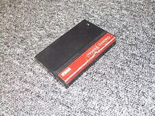 GENUINE SEGA MASTER SYSTEM GAME - GALAXY FORCE 2 - CART ONLY - TESTED