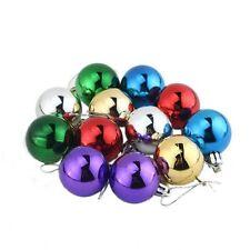 12 Pezzi Palla Di Natale Palline Albero Di Natale Palle Di Natale 3.8cm