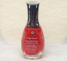 NEW! Sally Hansen Diamond Strength nail polish HEART TO HEART #350