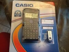 BRAND NEW CASIO ADVANCED DISPLAY SCIENTIFIC CALCULATOR FX-300ES USB drive