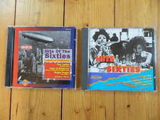 Hits of the Sixties 3CD / ZOMBIES CHAMPS DAVE BERRY THE DRIFTERS PERCY SLEDGE...