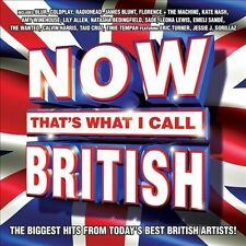 Now That's What I Call British (2012) Music CD * Brand New * 18 Songs