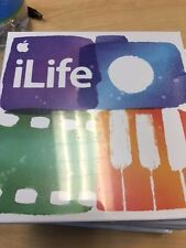 Apple iLife '11 - 1 User - Full Version for Mac MC623Z/A Macintosh in sealed box