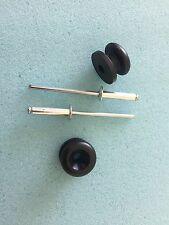 FORD AU BA BF FG Falcon Ute Tonneau Button Rivet XR8 GS XR6 kit 20 of each