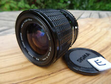Pentax K un mount fit Sigma 35-70mm objectif f2.8-4.0 pka camera mount