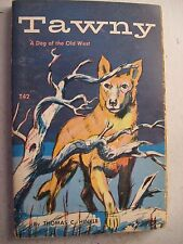 VTG Kids TAWNY A Dog of the Old West Thomas Hinkle TAB PB T42 1955 Cattle Guard