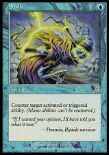 MTG STIFLE EXC/PLAYED/ROVINATO - REPRIMERE - SCG - MAGIC