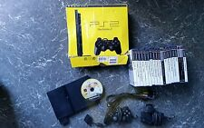 Ps2 slim console boxed working plus 20 games