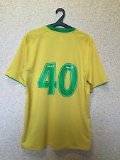 CELTIC SCOTLAND 2008/2009 AWAY MATCH WORN? FOOTBALL SHIRT CAMISETA MAGLIA #40