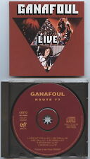 "GANAFOUL  ""Route 77"" ORG cd Spalax in 94,Warning"