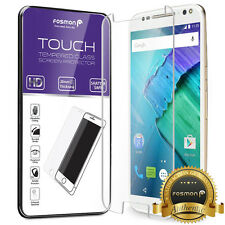 Fosmon HD Clear Tempered Glass Screen Protector for Motorola Moto X Pure Style