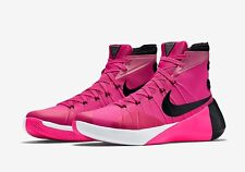 Nike Hyperdunk 2015 Breast Cancer Pink Size 10