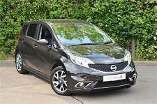 2015 Nissan Note DCI TEKNA Diesel black Manual