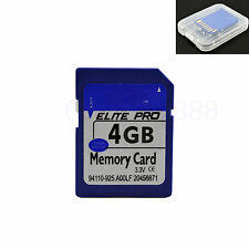 4GB 4G High Speed SD SDHC Secure Digital Memory Card For Camera Computer Tablet