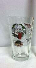 10th Annual Midwinter Brewfest pint glass glassware beer bar glasses 1 drink LG4