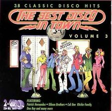 Various Artists Best Disco in Town 3 CD