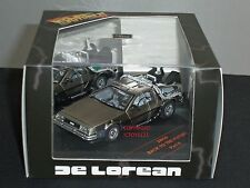 VITESSE 24010 BACK TO THE FUTURE FILM MOVIE PART 2 DIECAST MODEL DELOREAN CAR