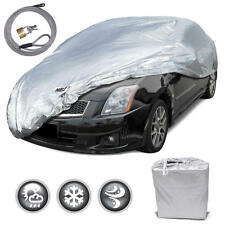 New Full Car Cover Deluxe All Weather UV Waterproof fits Nissan Altima 02 - 2015
