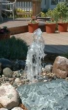 Water Garden Fountain Design Plans, Safe for Kids, Great DIY Project for Summer