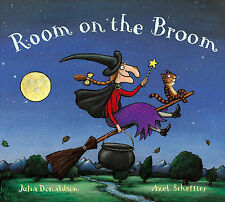 ROOM ON THE BROOM by JULIA DONALDSON & AXEL SCHEFFLER ~ Classic Childrens Book