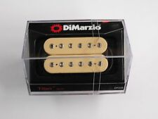 DiMarzio Regular Spaced Titan Neck Model Humbucker Creme W/Chrome Poles DP 258