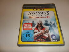 PlayStation 3 PS 3  Assassins Creed Brotherhood