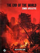 FF The End of the World Zombie Apocalypse RPG Rulebook