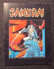 1996 SAMURAI Mad Monkey Press by Barry Blair SC VF-