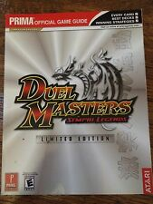 Duel Masters Official Stately Guide.
