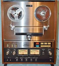 VINTAGE TEAC 5300 REEL TO REEL DIRECT DRIVE CAPSTAN SERVO CONTROL TAPE DECK