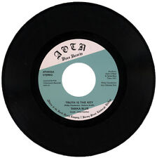 "TARIKA BLUE  ""TRUTH IS THE KEY""  1st TIME ON 45 SOUL/JAZZ FUSION - DAMAGED FLIP"
